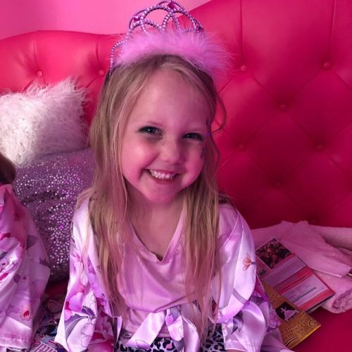 Pamper Party Bus Princess